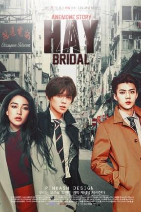 hay bridal poster