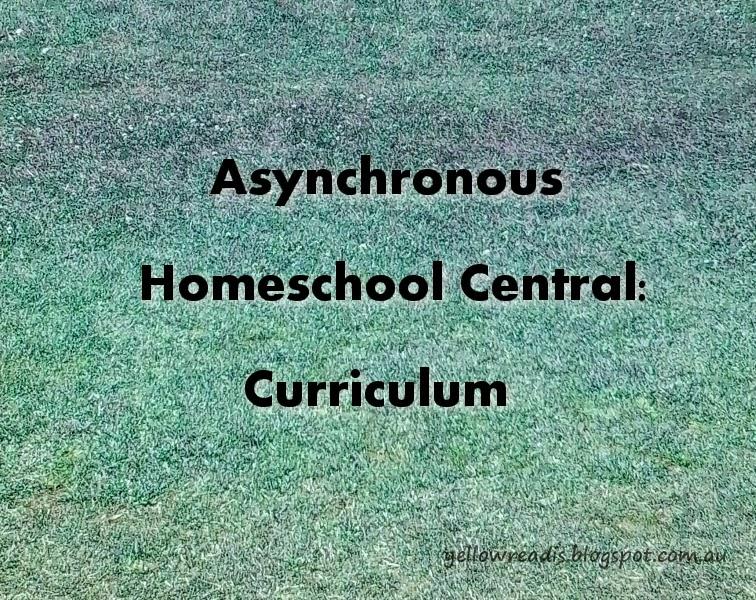 Asynchronous Homeschool Central: Curriculum, yellowreadis.com Image: Grass