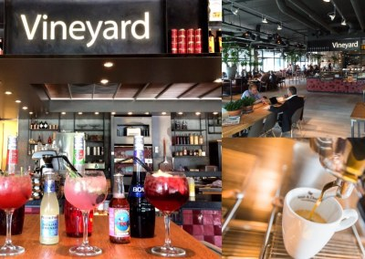 Vineyard food & drinks