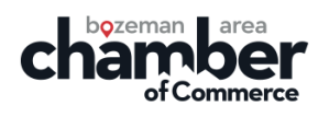 Bozeman Area Chamber of Commerce Member