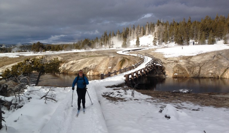 What To Pack For Winter in Yellowstone