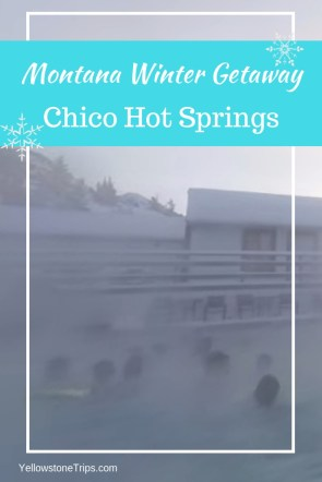 What makes a Chico Hot Springs winter getaway so special? Think hot springs, fine or casual dining, cross-country skiing and horseback riding, and an indulgent day spa. #hotsprings #montana #yellowstone | Chico Hot Springs Montana | winter getaways in the US | Montana hot springs resorts |