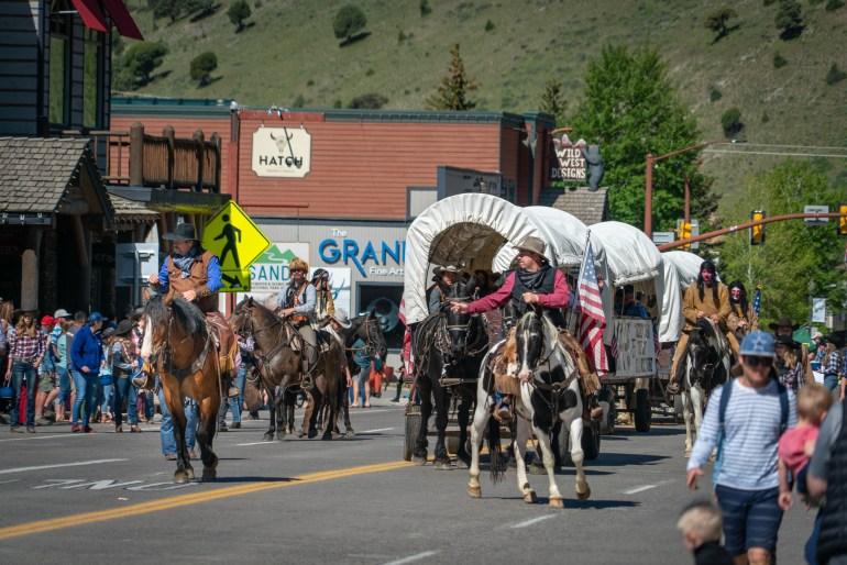 Where to stay in Jackson WY
