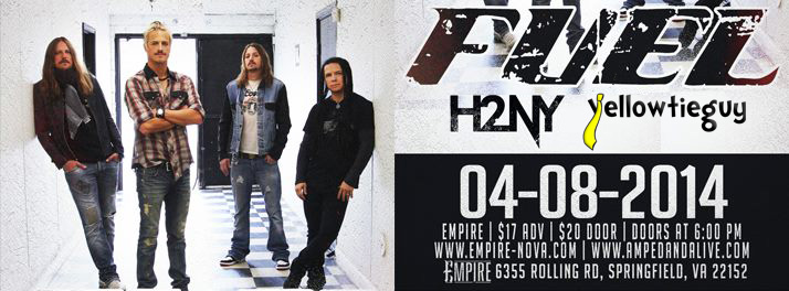 YTG, H2NY, FUEL, at Empire in Springfield, VA
