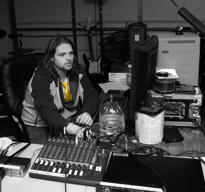 Back to the studio again!