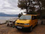 Our last night by in the Argentine lakes region - back to Chile tomorrow!!