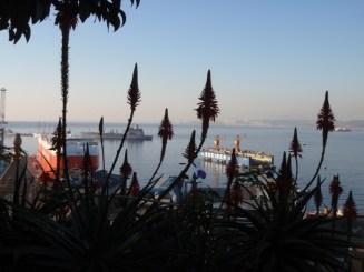 Valparaiso - the port city