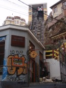 """These antique """"ascensors"""" to lift you up the steep hills are dotted around the old city"""