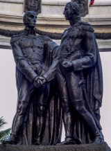 The city was where two South American independence heros, San Martin (from Argentinan and Chilean independence fight) and Bolivar (from Colombia and Venezuela) met, both arriving in Ecuador to help finish its independence fight