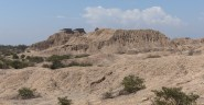 The remains of 27 pyramids like this have been identified in this valley alone