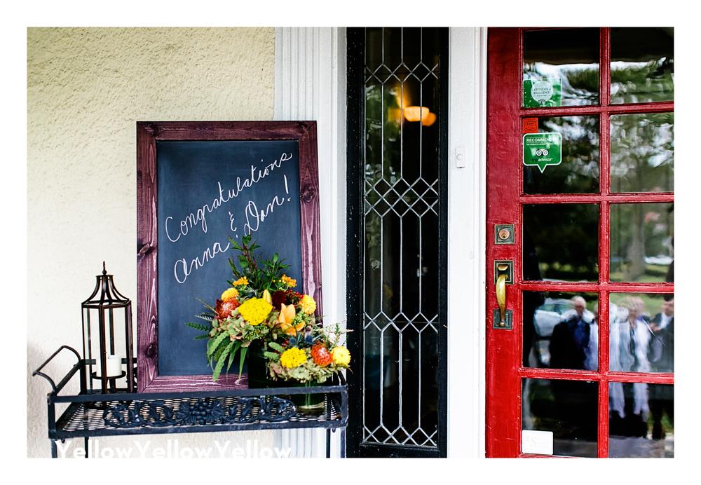 Intimate Asbury Park Inn Wedding