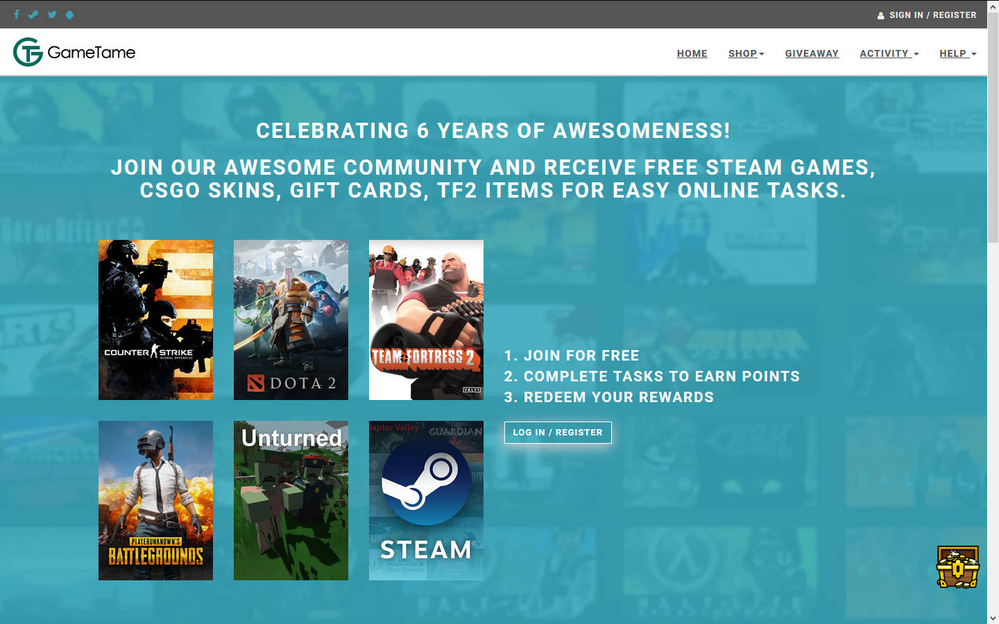 7 Websites to get Steam Games & Items for Cheap or Free