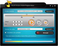 Xilisoft Windows Mobile Sonnerie Créateur 1