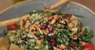 Tahıllı Salata