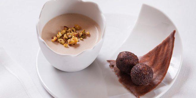 Çikolatalı Mousse