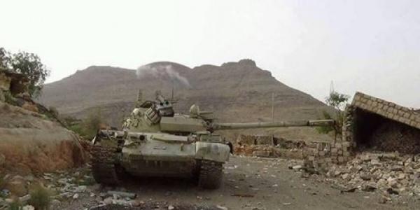 Photo of الجيش الوطني يسيطر على مواقع جديدة في الصفراء بصعدة