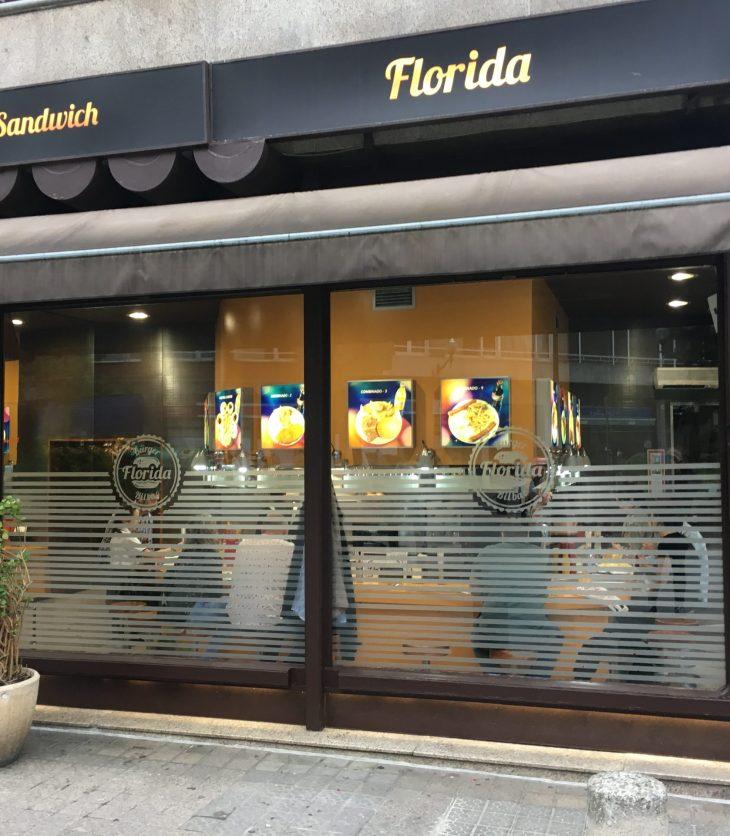 Cafetería Florida Bilbao