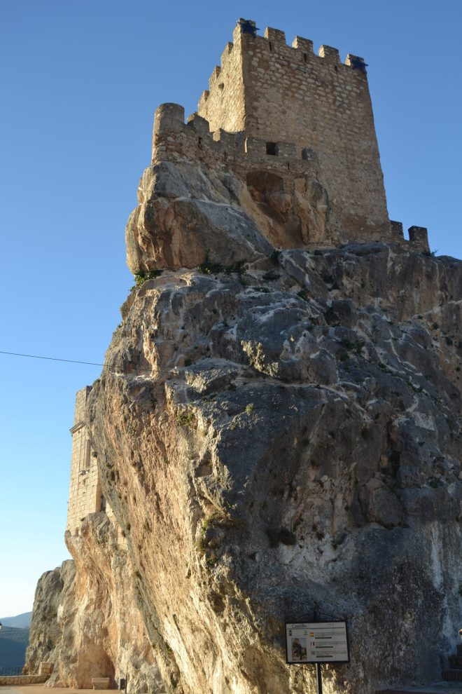 Castillo de Zuheros