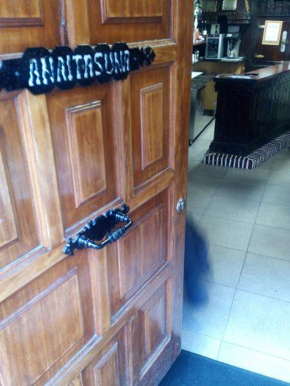 Antiguo Txoko Anaitasuna de Mungia