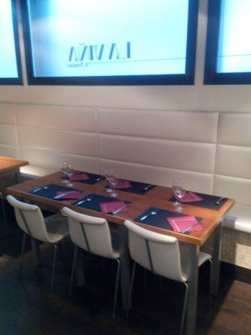 Restaurante La Viña de San Francisco de Bilbao