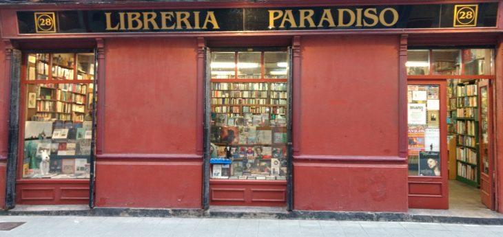 Librería Paradiso de Gijón