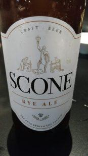 Cerveza artesana Scone Rye Ale