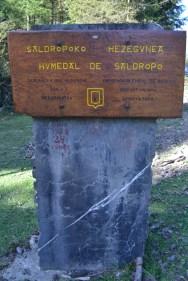 Humedal de Saldropo