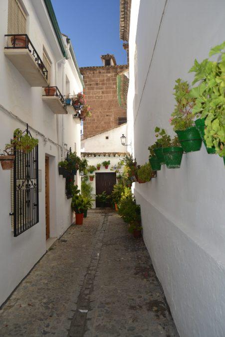 Rincón del Barrio la Villa de Priego de Córdoba