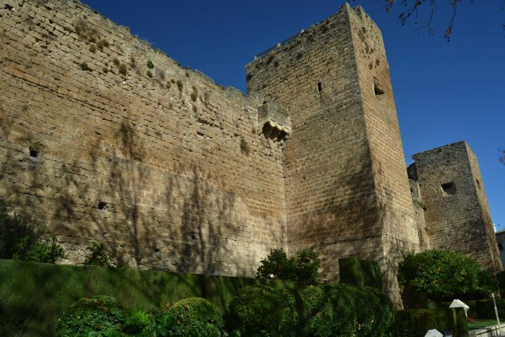 Castillo árabe de Priego de Córdoba