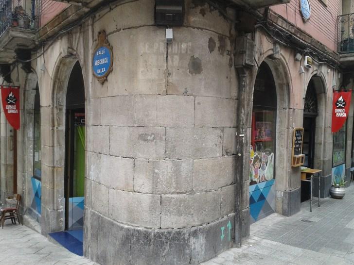 Restaurante Dando la Brasa de Bilbao