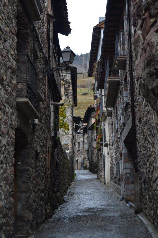 Un día en el Valle de Chistau