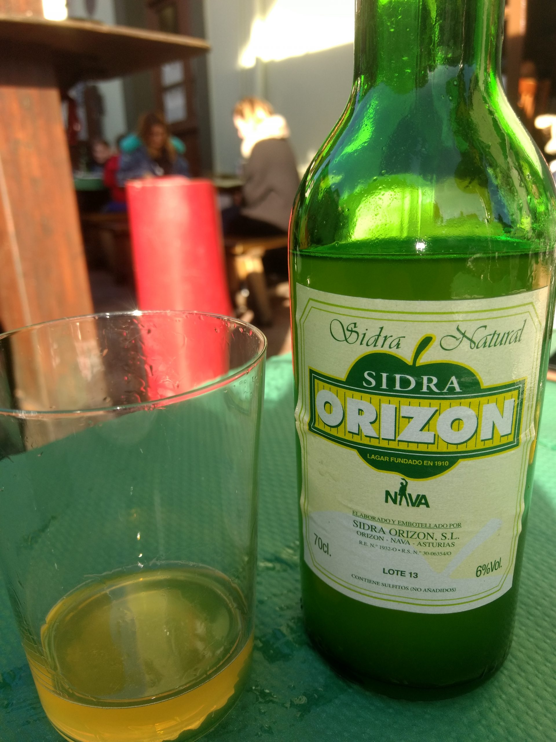 Sidra Orizon