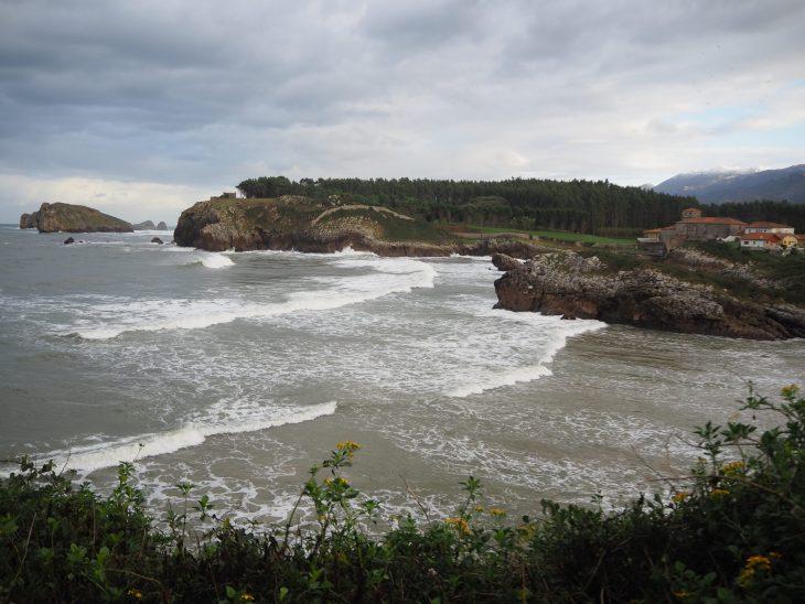 Playa de Palombina de Llanes