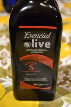 Aceite especial bodega