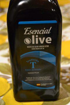Aceite tradicional