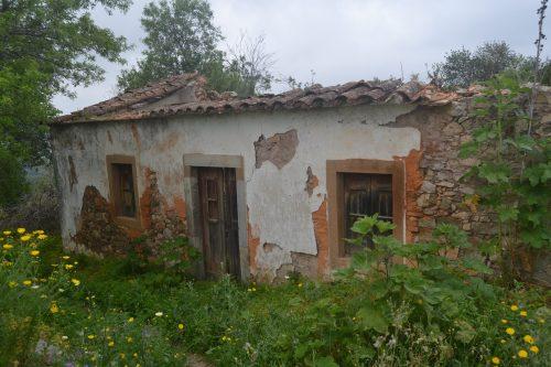 Casa derruida