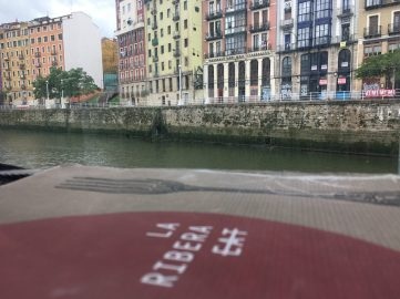 Restaurante La Ribera de Bilbao
