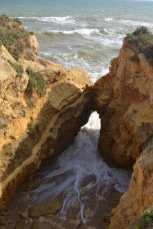 Arcos en la roca
