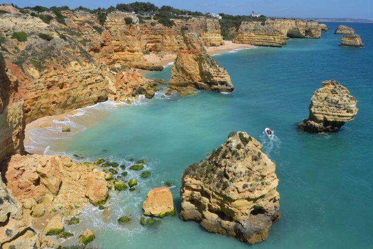 Vista de Praia Marinha