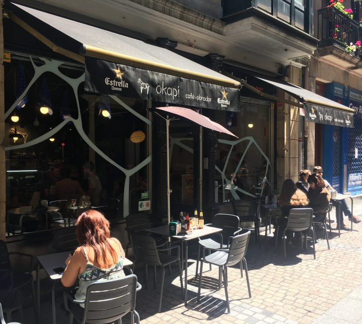 Café Obrador Bar Okapi