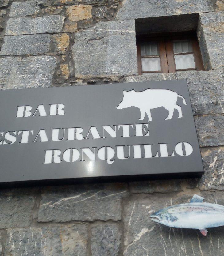 Restaurante Ronquillo de Ramales