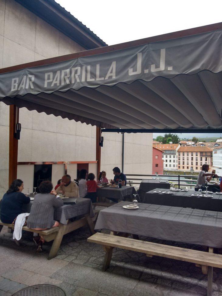 Parrilla Restaurante JJ de Llanes