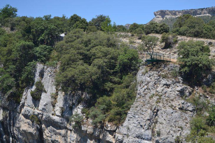 Mirador de Puentedey