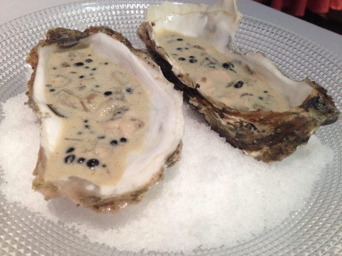 Tartar de ostra