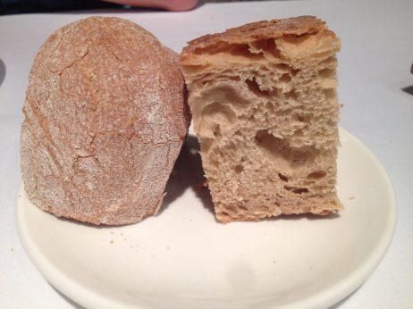 Pan de chapata y de escanda