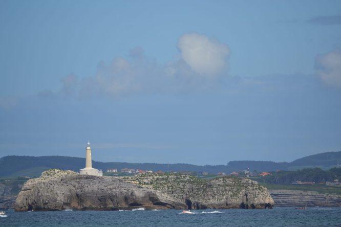 Faro de la Isla de Mouro