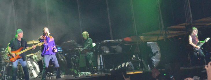 Deep Purple en el Festival Músicos en la Naturaleza 2013 de Gredos