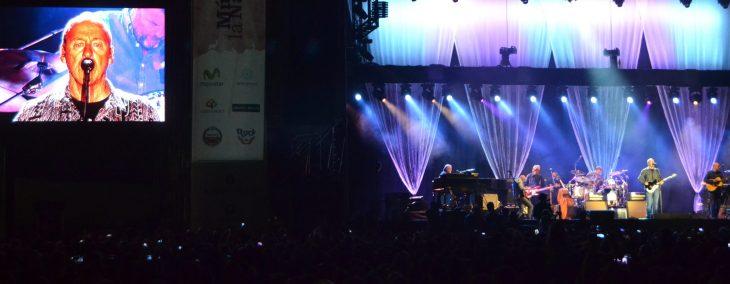 Mark Knopfler en el Festival Músicos en la naturaleza 2015 de Gredos