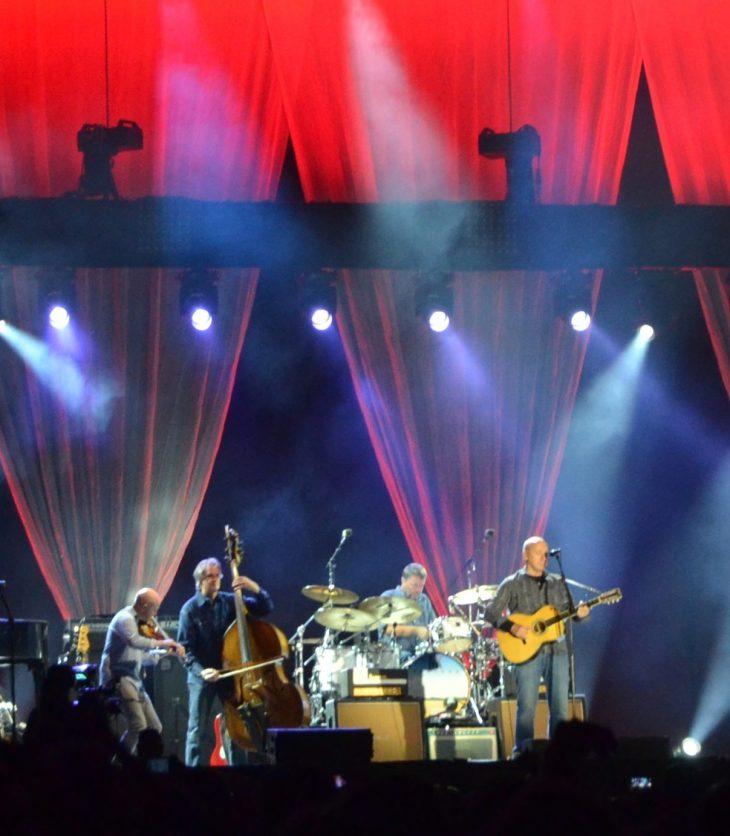 Mark Knopfler en Musicos en la naturaleza de Gredos