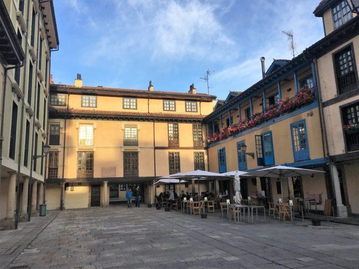 Plaza del Fontán de Oviedo